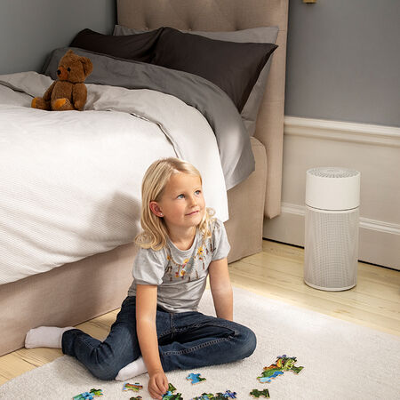 Blueair Blue Pure 411+ unit child bedroom