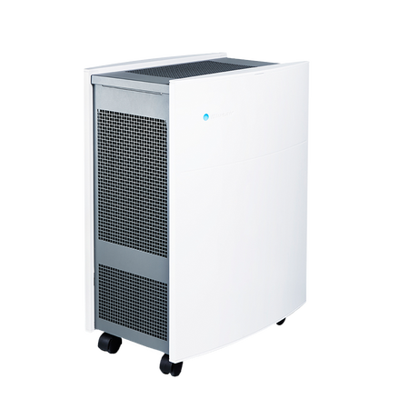 Blueair Classic 605 air purifier angle