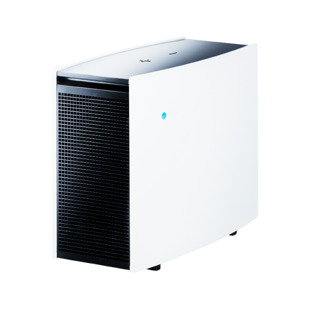 Blueair Pro M air purifier angle