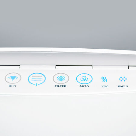 Blueair Classic 680i air purifier controls