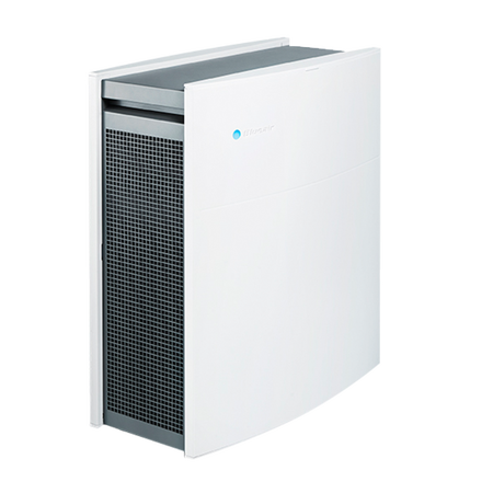Blueair Classic 480i air purifier unit angle