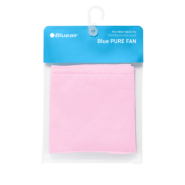 Crystal Pink Blueair Pure Fan Pre-Filter