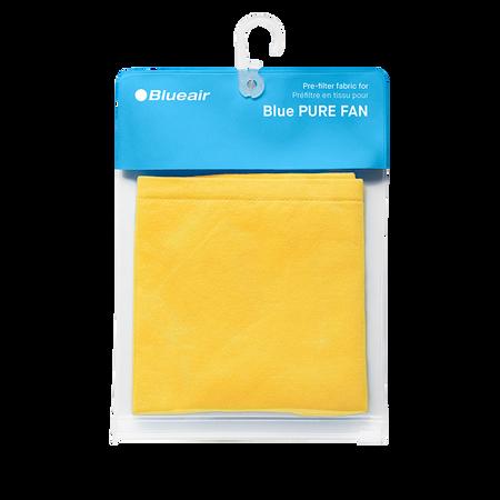 Buff Yellow Blueair Pure Fan Pre-Filter