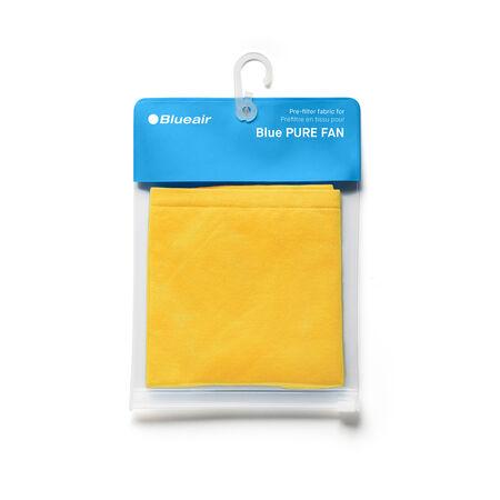 blue pure fan pre-filter buff yellow