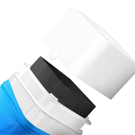 Blue Pure 221 Particle + Carbon Filter