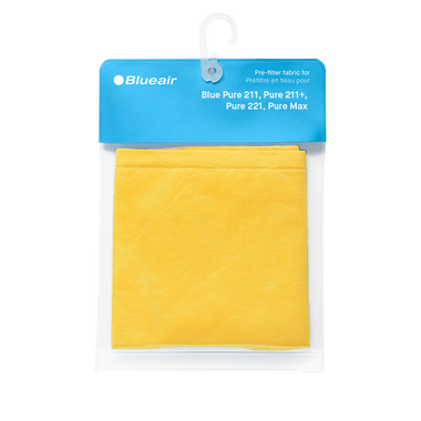 Blue Pure 211/221 Pre-filter Buff Yellow