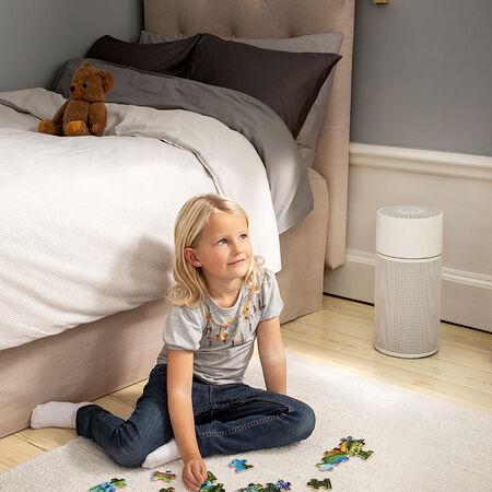 Blueair Blue Pure 411+ unit child bedroom