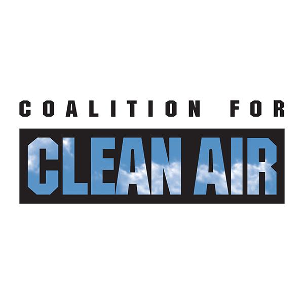 Coalition for Clean Air logo