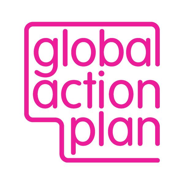 Global Action Plan logo